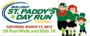 St Paddy's Day Run 2012